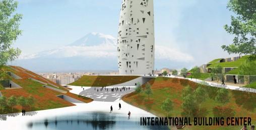 international building center