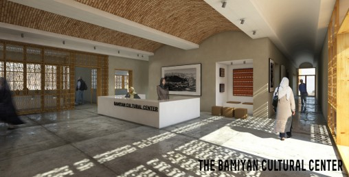 the bamiyan cultural center a